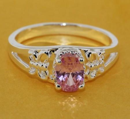 Pillangó Lepke Köves Női Gyűrű