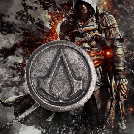 Assassin's Creed Bross Kitűző