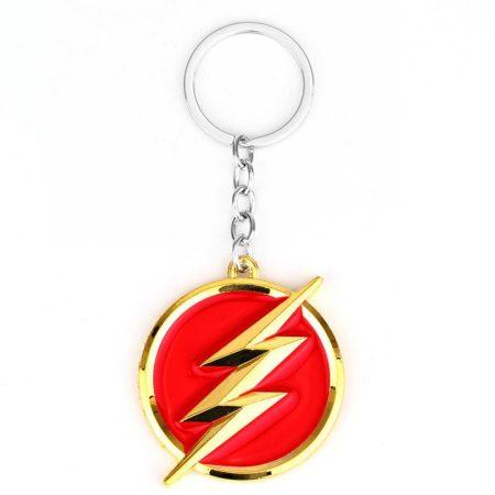 Flash Villám Kulcstartó
