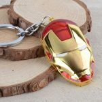 Iron Man Vasember Marvel 3D Kulcstartó