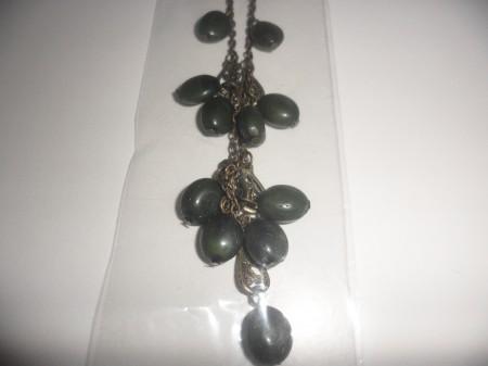 Olívabogyó Nyaklánc