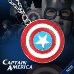 Amerika Kapitány Pajzs Nyaklánc