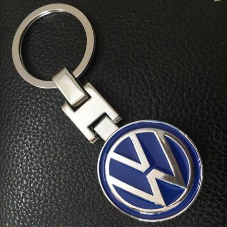 Volkswagen VW 3D Autó Embléma Kulcstartó