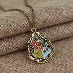 Harry Potter Hogwarts Nyaklánc