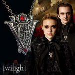 Alkonyat Volturi Klán Twilight Nyaklánc Ezüst Vagy Bronz Színben