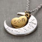 Szeretlek Fiam Nyaklánc