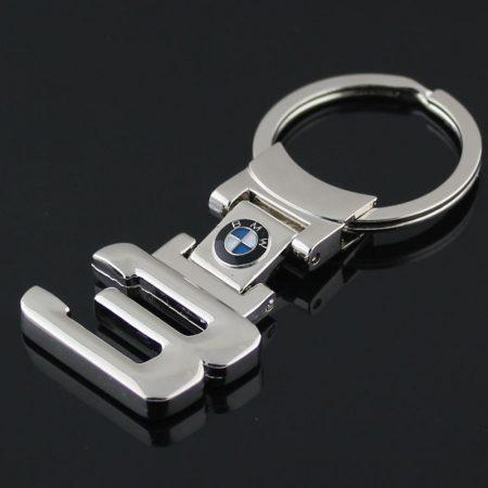 BMW 3 Fém Kulcstartó