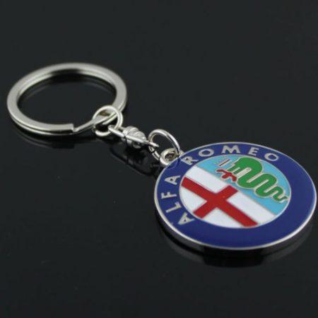 Alfa Romeo Autós Kulcstartó