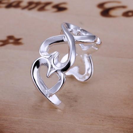 Szív Szíves Többszíves Női Gyűrű