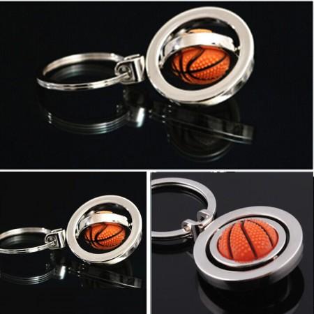 3D Kosárlabda Labda Kulcstartó