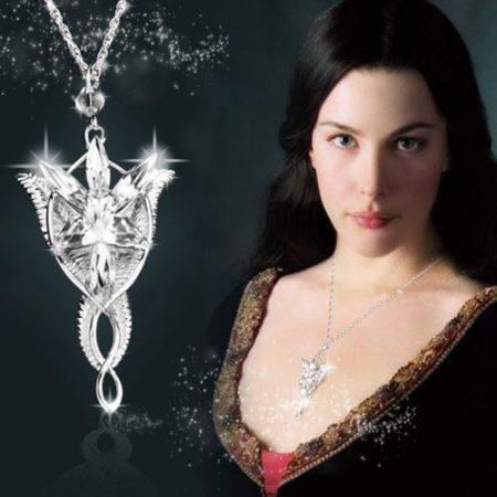 Arwen Gyűrűk Ura Nyaklánc
