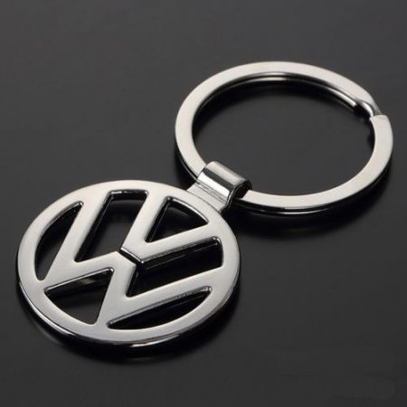 Volkswagen VW 3D Autós Kulcstartó