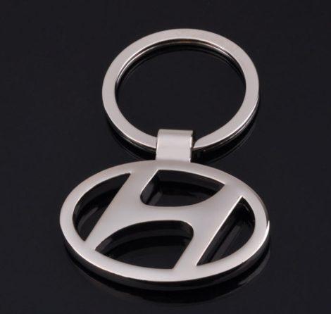 Hyundai 3D Autós Kulcstartó