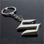 Suzuki 3D Autós Kulcstartó
