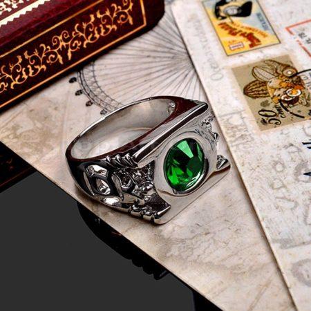 Zöld Lámpás Gyűrű Több Méretben