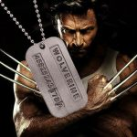 X-Men Logan Farkas Nyaklánc