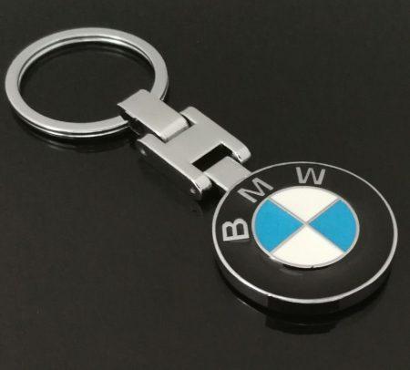 BMW 3D Autó Embléma Kulcstartó