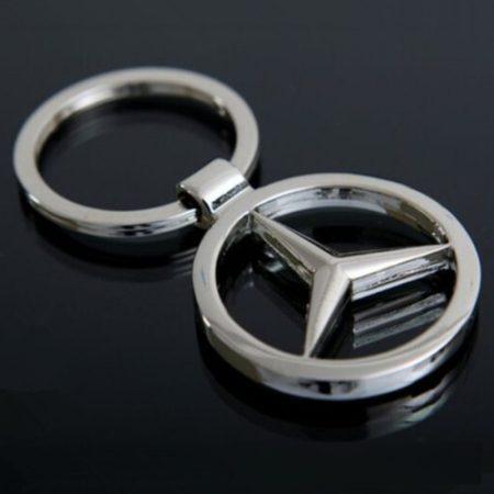 Mercedes Benz Autós Kulcstartó