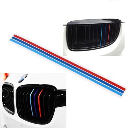 BMW M Motorsport Hűtőrács Vese Grill Matrica