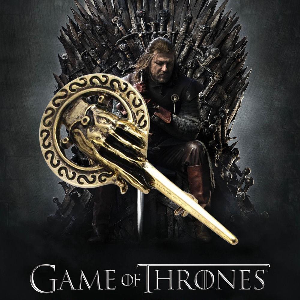 17a2db1f2a Trónok Harca Game Of Thrones Bross Kitűző - Ezabolt.hu - Ékszer ...
