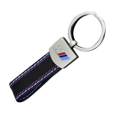 BMW M Power Bőr Kulcstartó