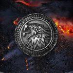 Trónok Harca Game Of Thrones Farkas Bross Kitűző