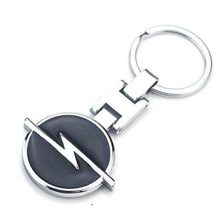 Opel 3D Autó Embléma Kulcstartó