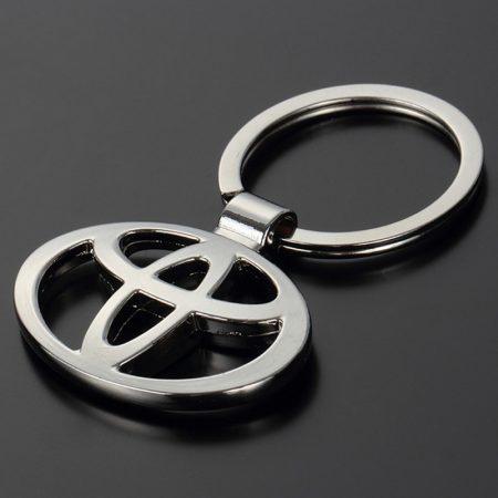 Toyota Autós Kulcstartó
