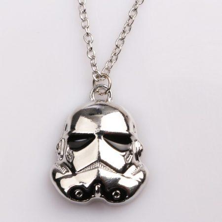 Star Wars Darth Vader Rohamosztagos Nyaklánc