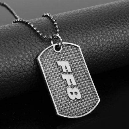 Halálos Iramban 8 Fast Furious Nyaklánc
