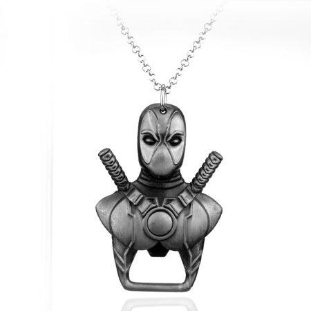 Deadpool Üveg Nyitó Nyaklánc