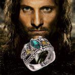 Gyűrűk Ura Aragorn Gyűrű Több Méretben