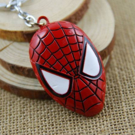 Spiderman Pókember Marvel 3D Kulcstartó