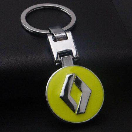 Renault 3D Autó Embléma Kulcstartó