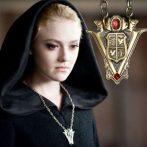 Alkonyat Volturi Klán Twilight Nyaklánc Bronz Vagy Ezüst Színben