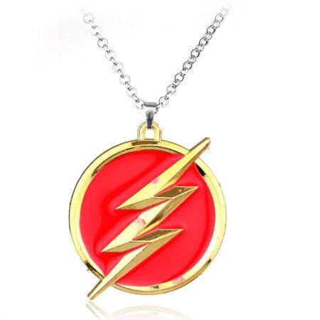 Flash Villám Nyaklánc