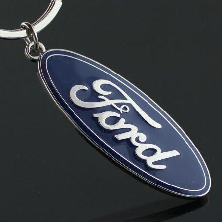 Ford 3D Autós Kulcstartó