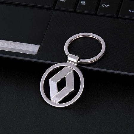 Renault Autó Emblémás Kulcstartó