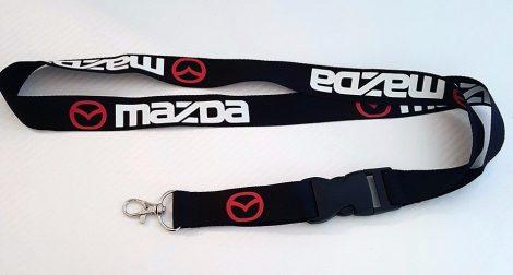 Mazda Nyakpánt Kulcstartó Telefontartó