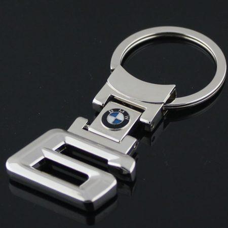 BMW 6 Fém Kulcstartó