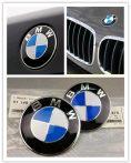 BMW Embléma 82mm Logó Alumínium