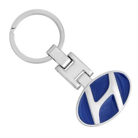 Hyundai 3D Autó Embléma Kulcstartó