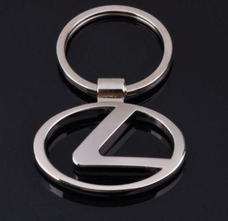 Lexus 3D Autós Kulcstartó