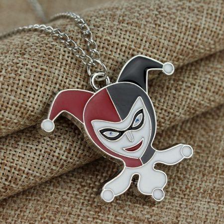 Harley Quinn Joker Nyaklánc