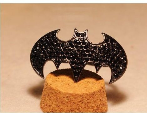 Batman Denevér Dupla Ujjas Gyűrű