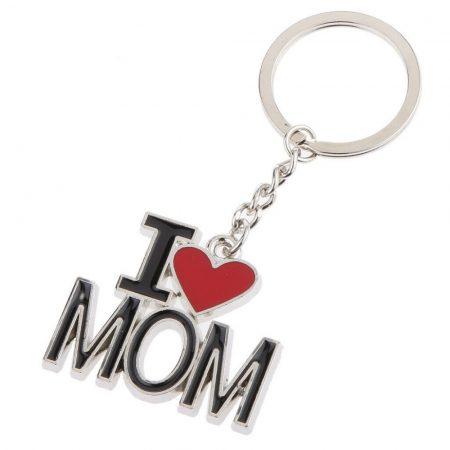 Szeretlek Anya Kulcstartó