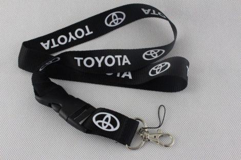 Toyota Nyakpánt Kulcstartó Telefontartó