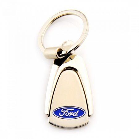 Ford Metál Autós Kulcstartó